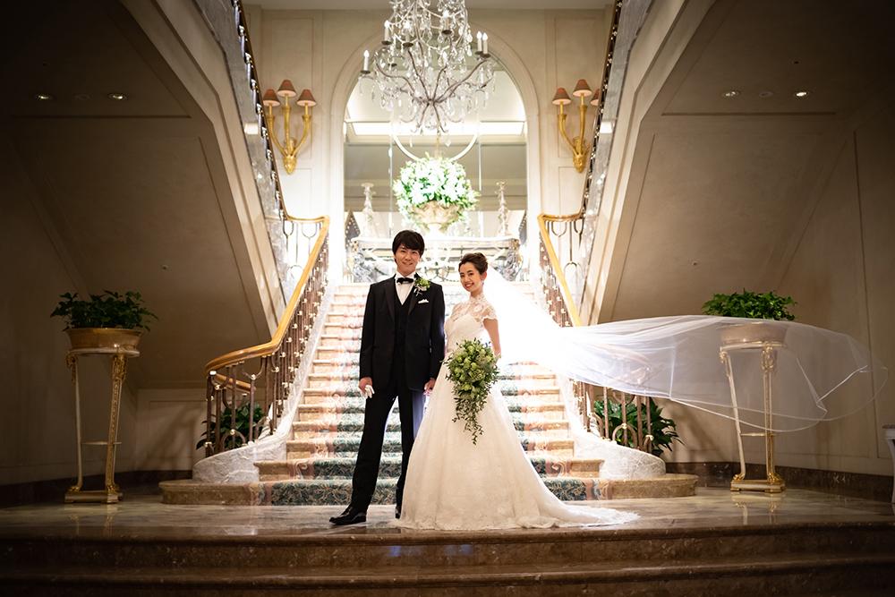 WEDDING DRESS& TUXEDO